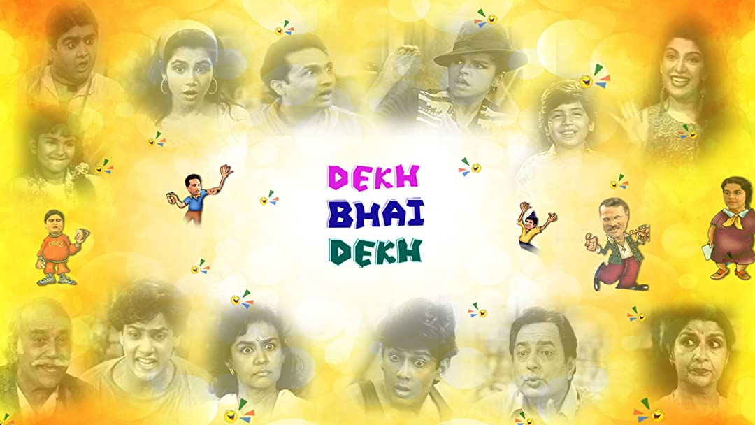 Dekh Bhai Dekh on Amazon Prime Video UK