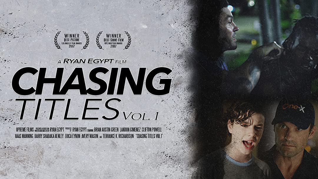 Chasing Titles: Vol. 1 on Amazon Prime Video UK