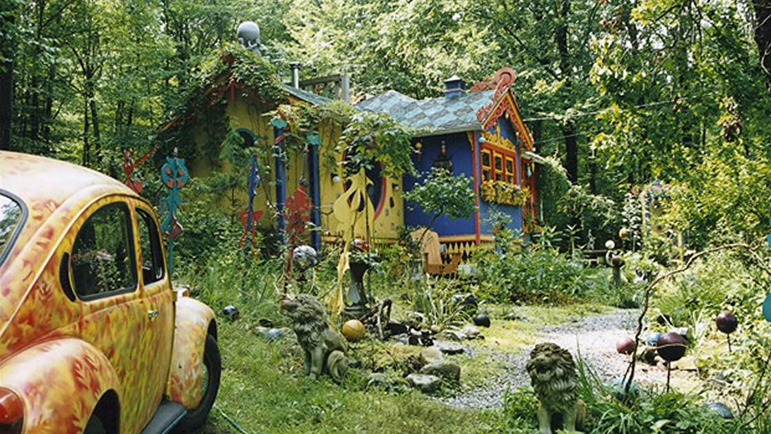 Weird Homes - Season 4