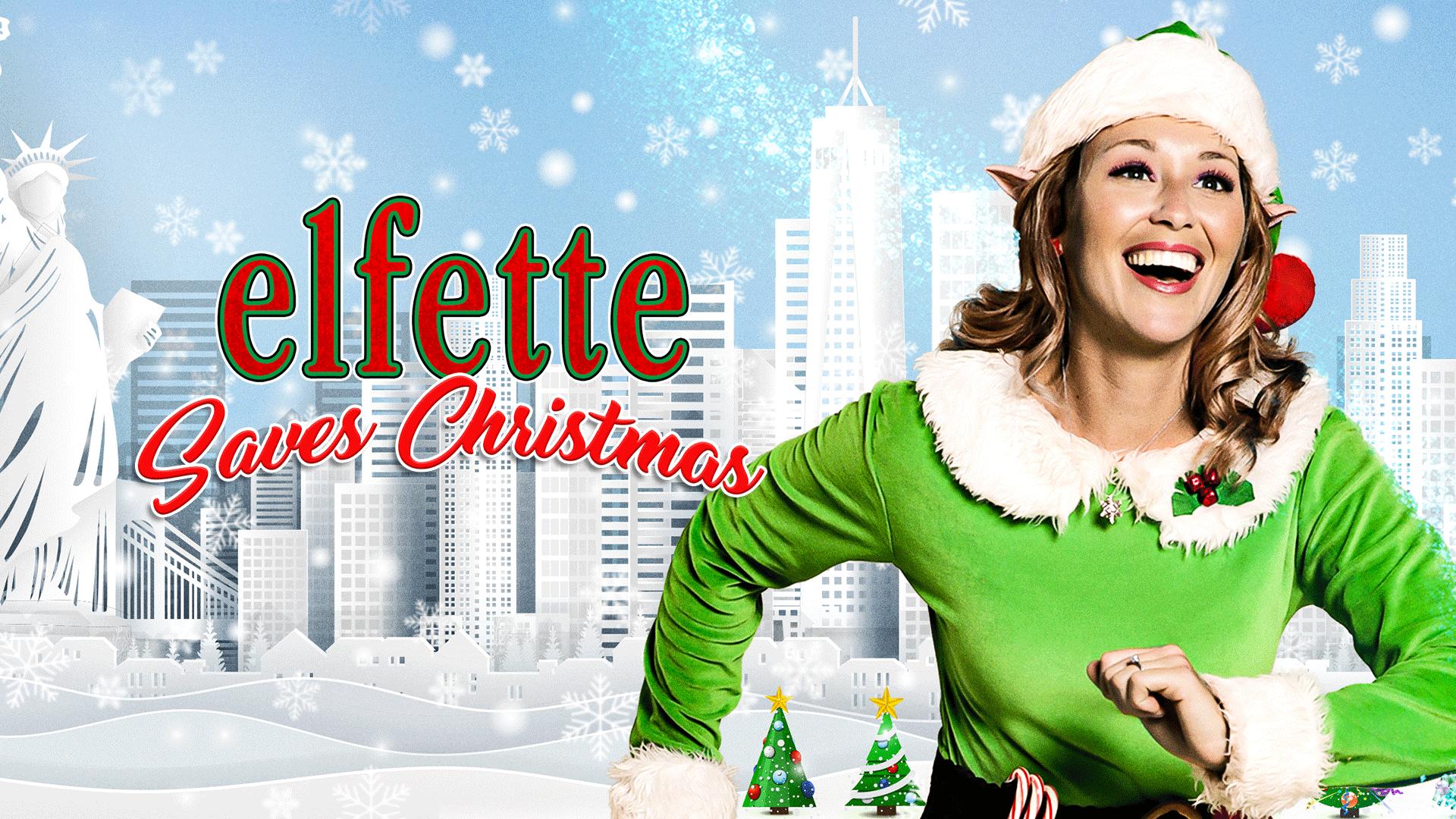 Elfette Saves Christmas on Amazon Prime Video UK
