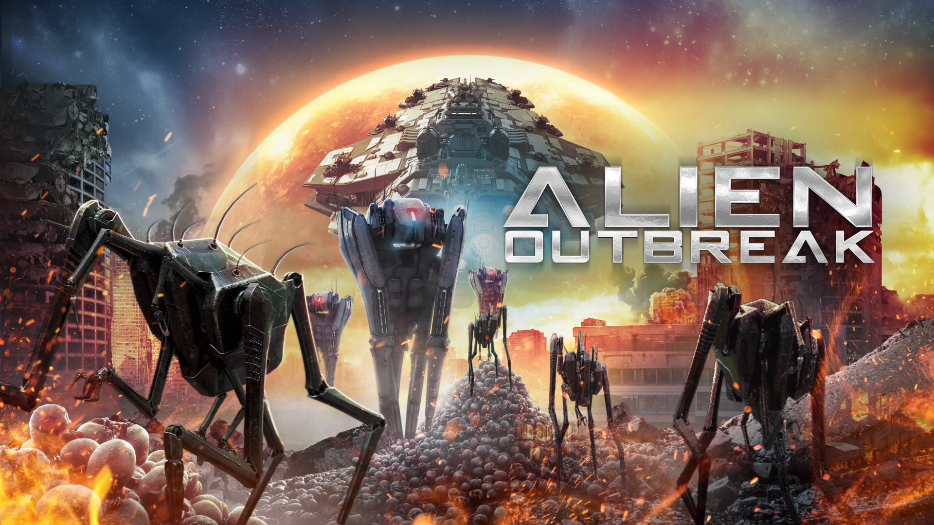 Alien Outbreak on Amazon Prime Video UK