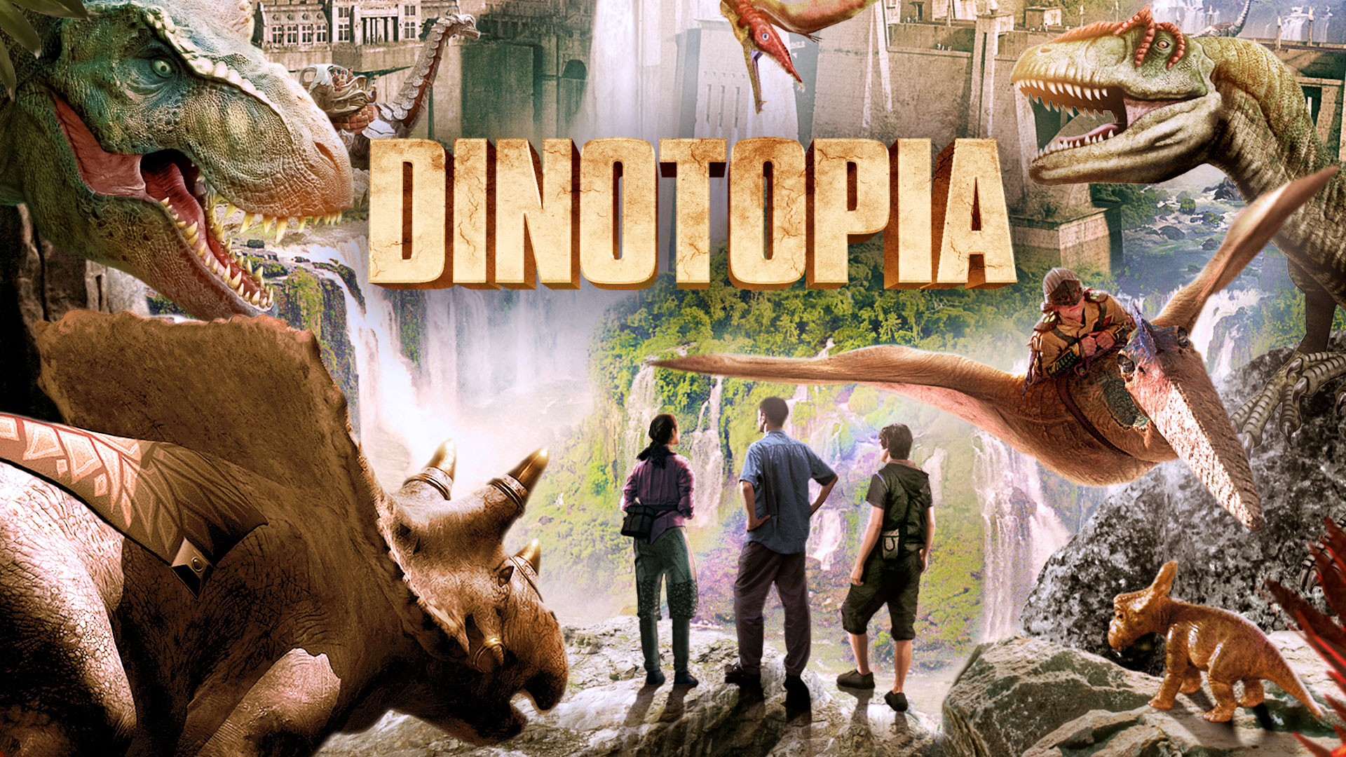 Dinotopia on Amazon Prime Video UK
