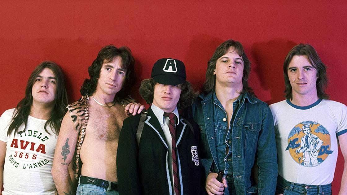 AC/DC - Hell's Highway Live on Amazon Prime Video UK