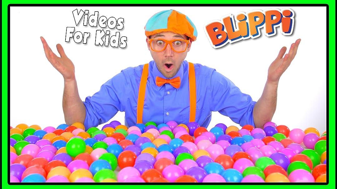 Blippi - Videos for Kids on Amazon Prime Video UK
