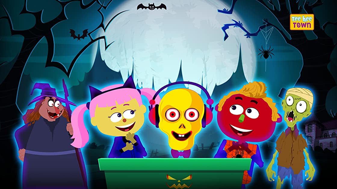 Halloween Mysteries Vol. 2