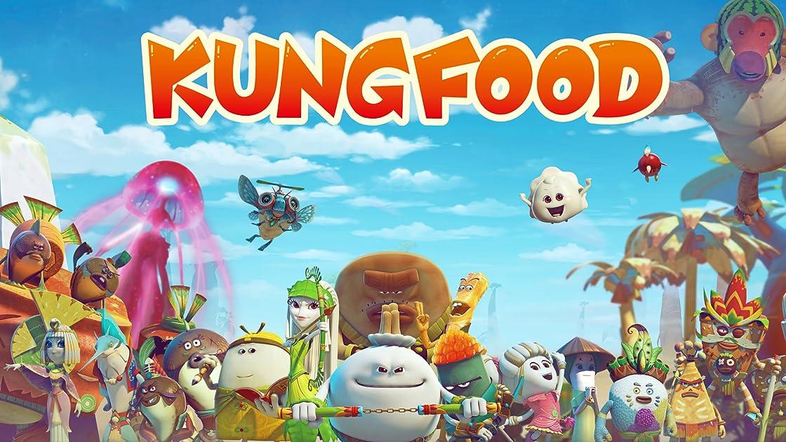 Kung Food on Amazon Prime Video UK