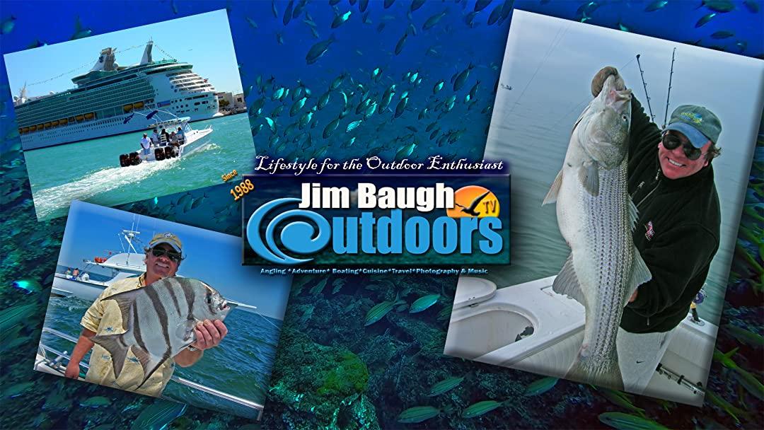 Jim Baugh Outdoors TV on Amazon Prime Instant Video UK