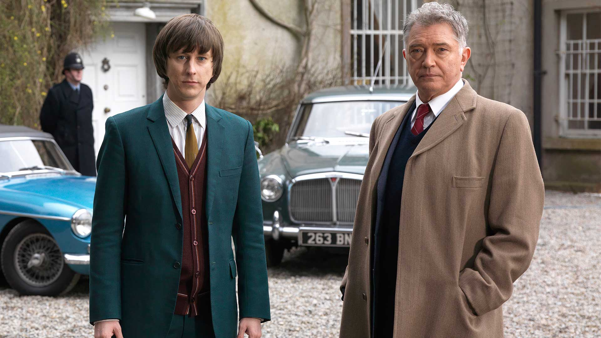 George Gently, Inspector on Amazon Prime Instant Video UK