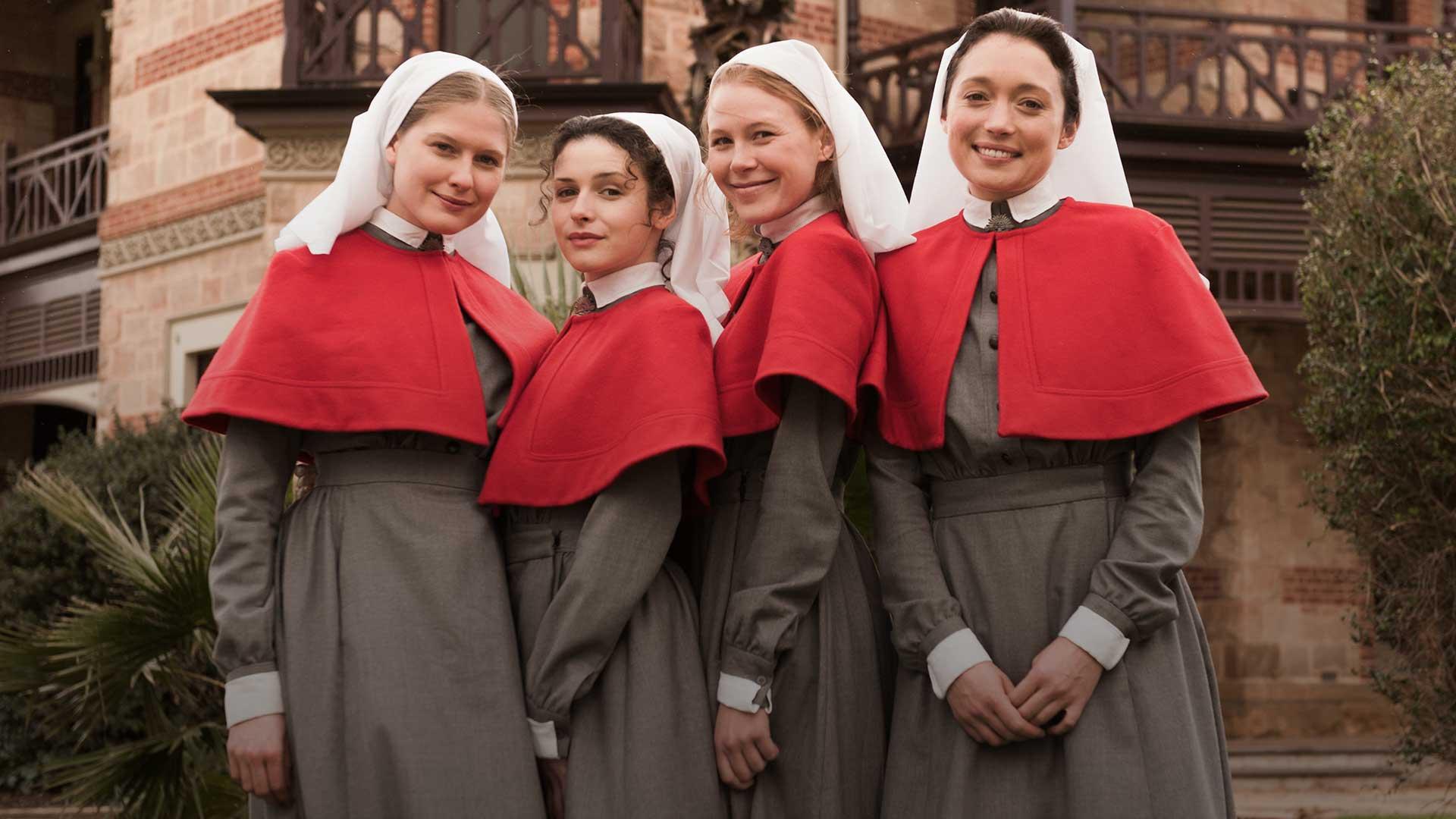 Anzac Girls - Season 1