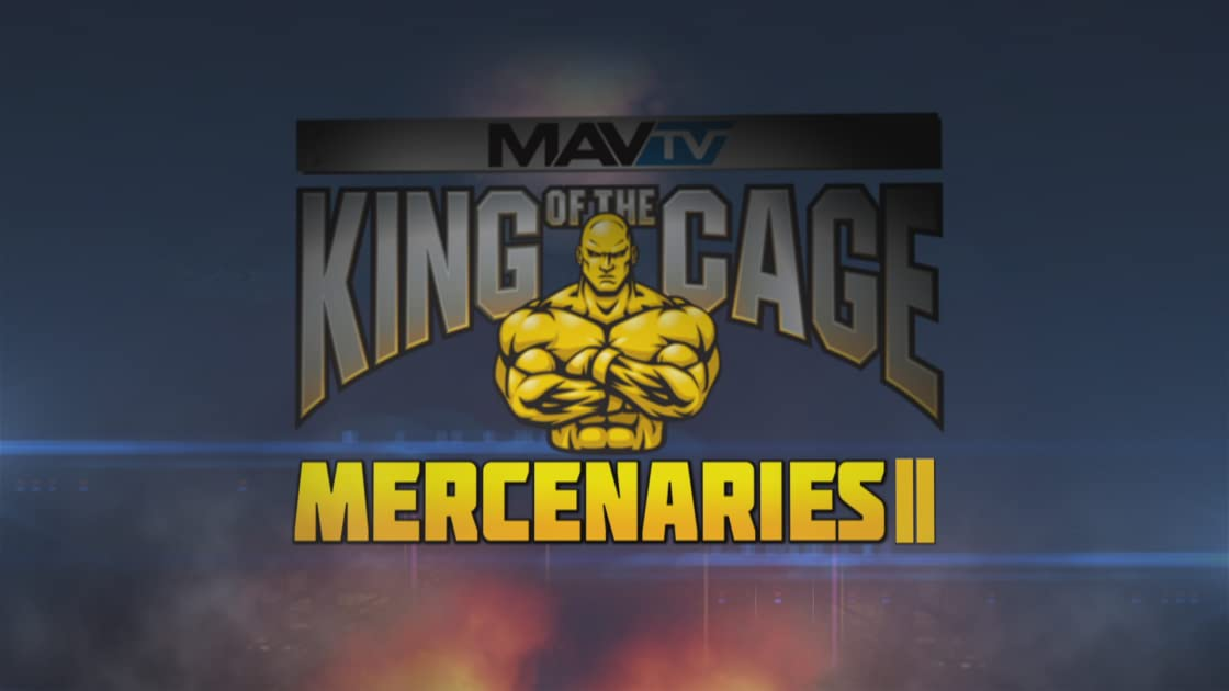 King of the Cage Mercenaries 2