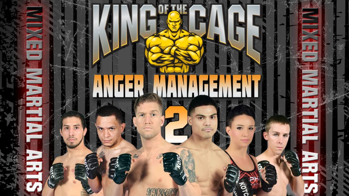 King of the Cage Anger Management II