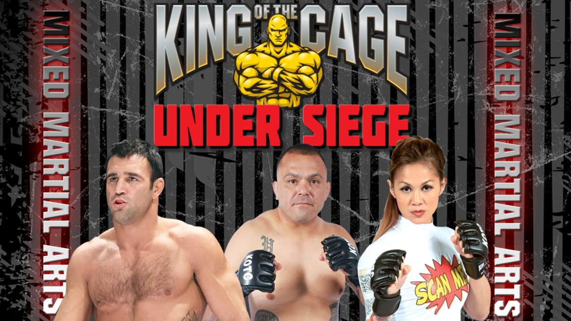 King of the Cage Under Siege