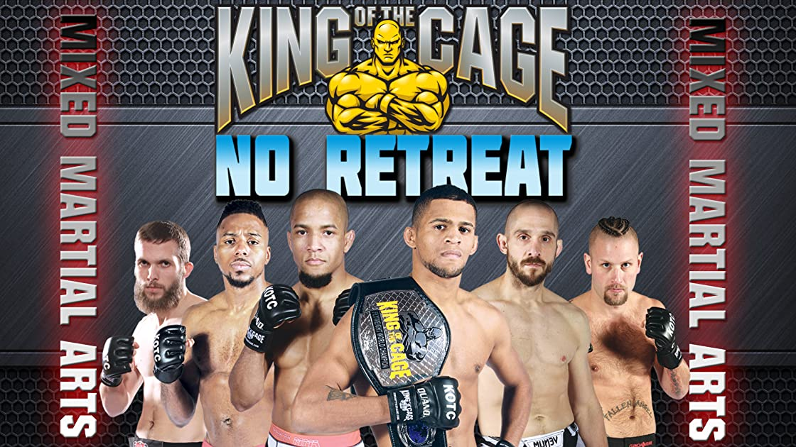 King of the Cage No Retreat