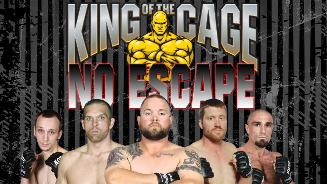 King of the Cage No Escape