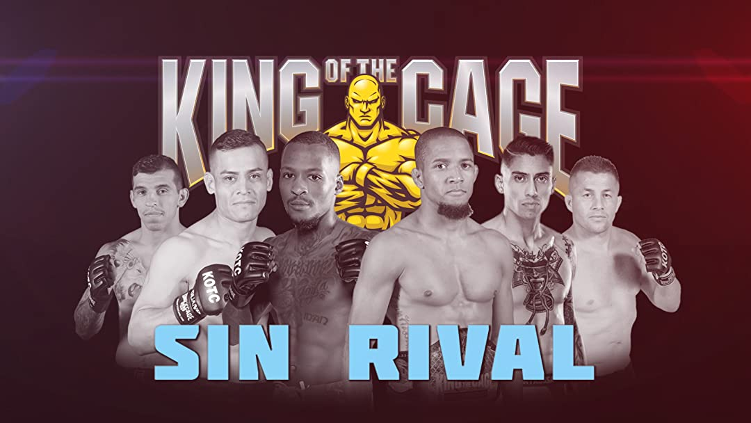 King of the Cage Sin Rival on Amazon Prime Instant Video UK