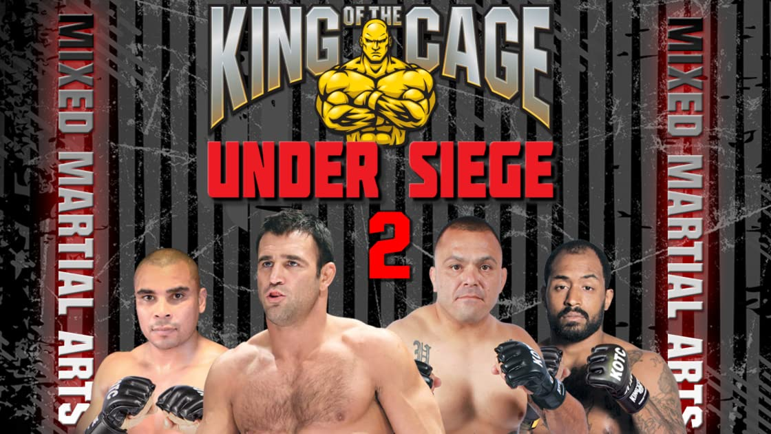 King of the Cage Under Siege II