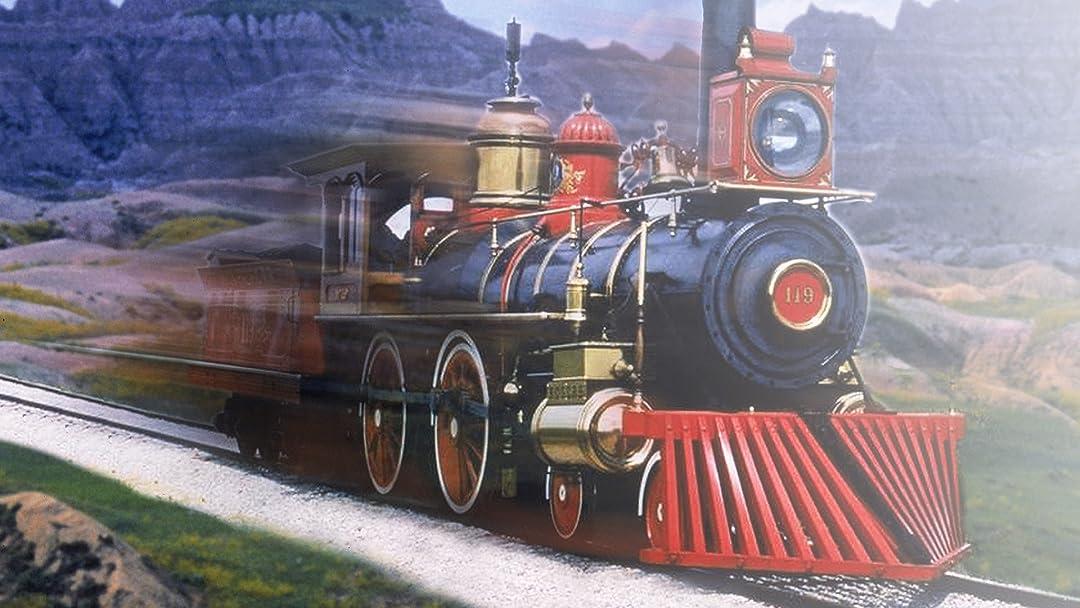 Train Quest on Amazon Prime Video UK