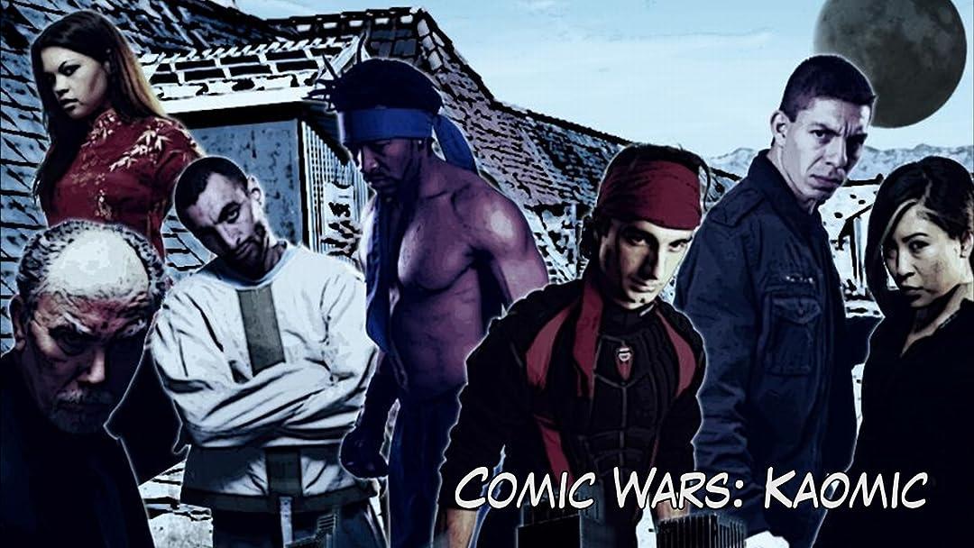Comic Wars: Kaomic