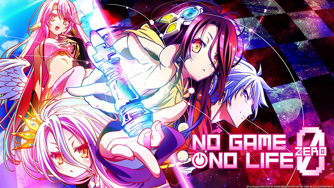 Watch No Game No Life Zero English Subtitled Prime Video