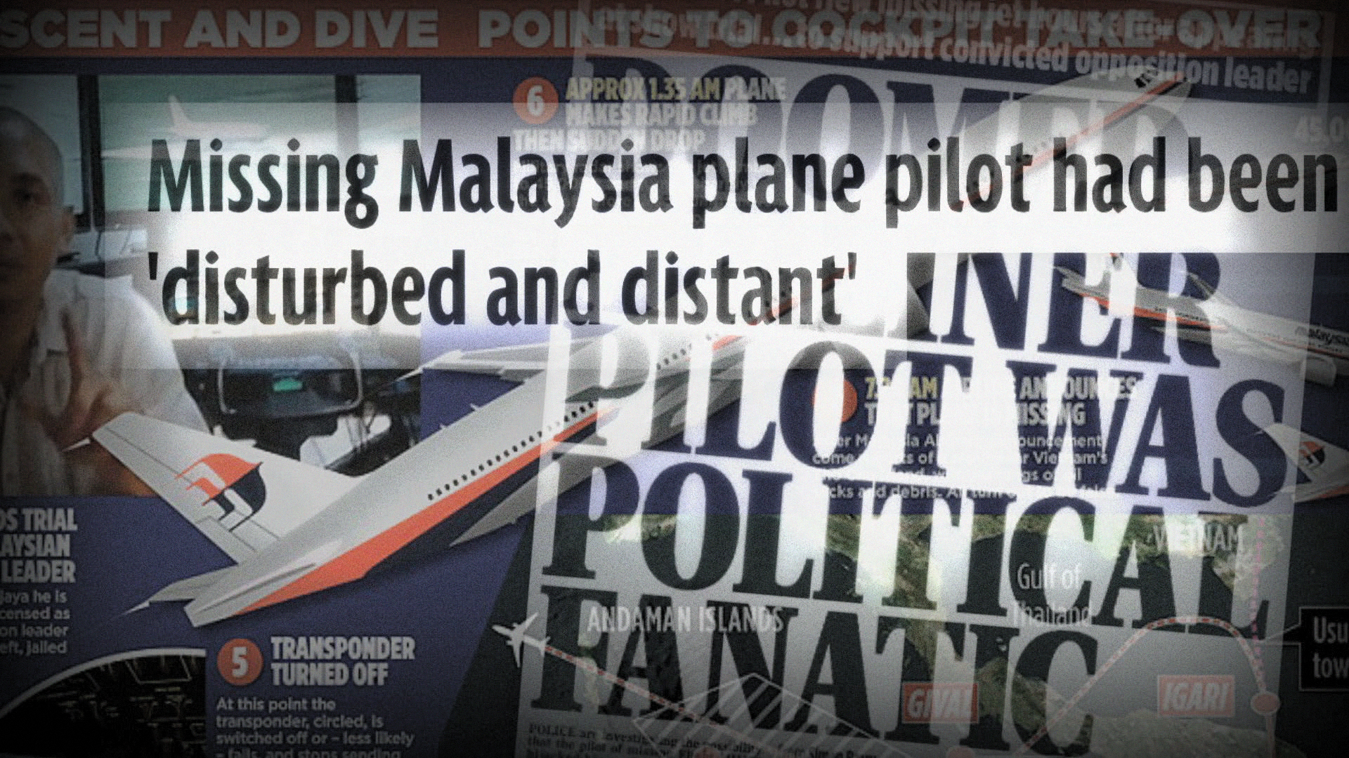 Lost: MH370 on Amazon Prime Video UK