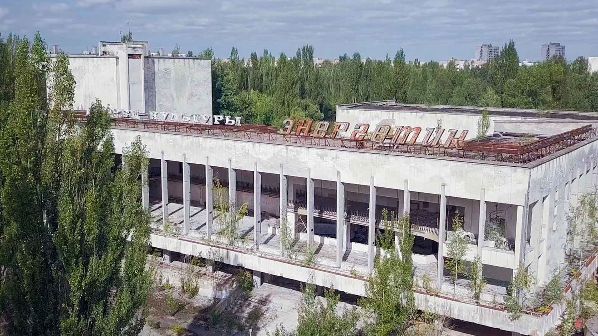 Stalking Chernobyl: Exploration after Apocalypse on Amazon Prime Video UK