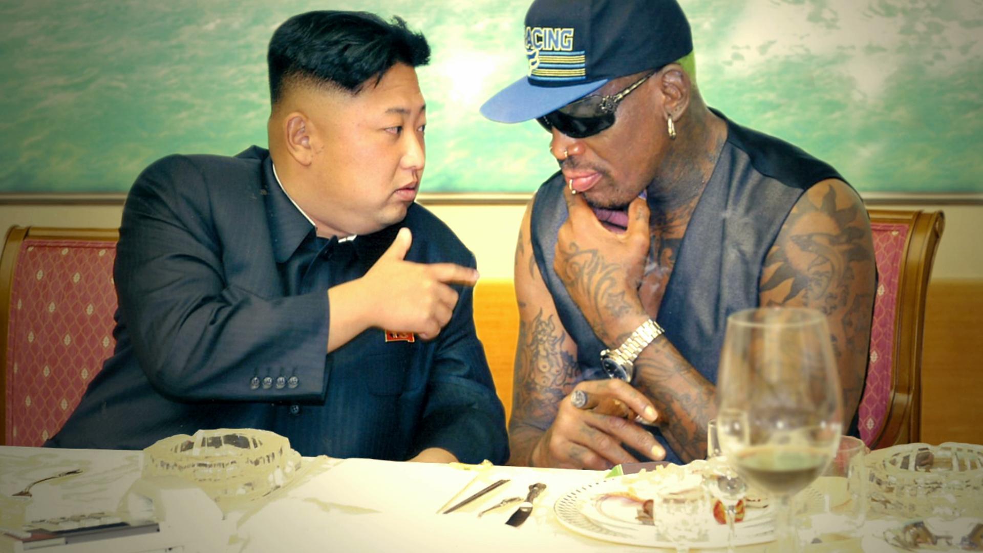 Dennis Rodman's Big Bang in Pyongyang on Amazon Prime Video UK