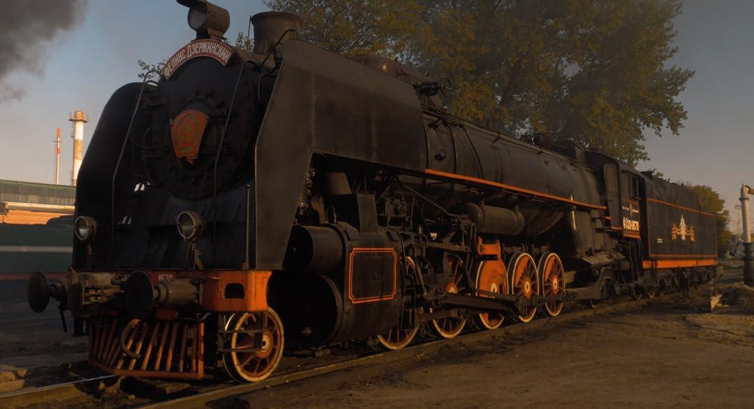 Cruising on Rail - Season 1