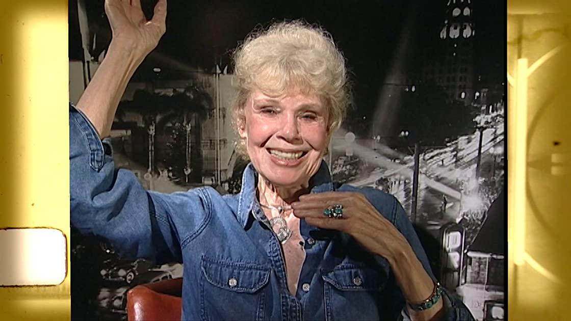 Scream Queen Betsy Palmer on Amazon Prime Instant Video UK