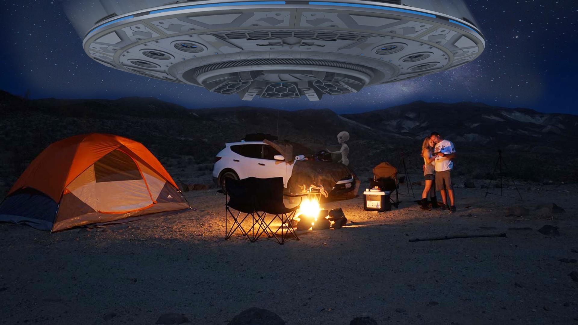 UFO Seekers on Amazon Prime Video UK