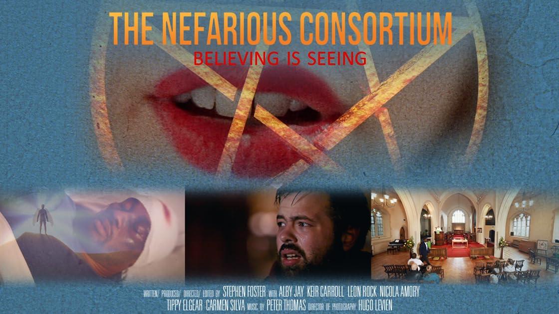 The Nefarious Consortium on Amazon Prime Video UK