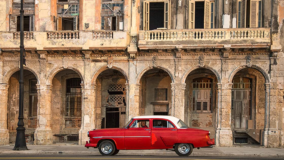 Vamos Cuba - A Caribbean motor bike adventure on Amazon Prime Video UK