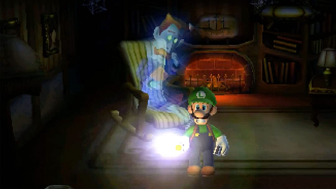 Clip: Luigi's Mansion 3DS Gameplay - Zebra Gamer on Amazon Prime Video UK
