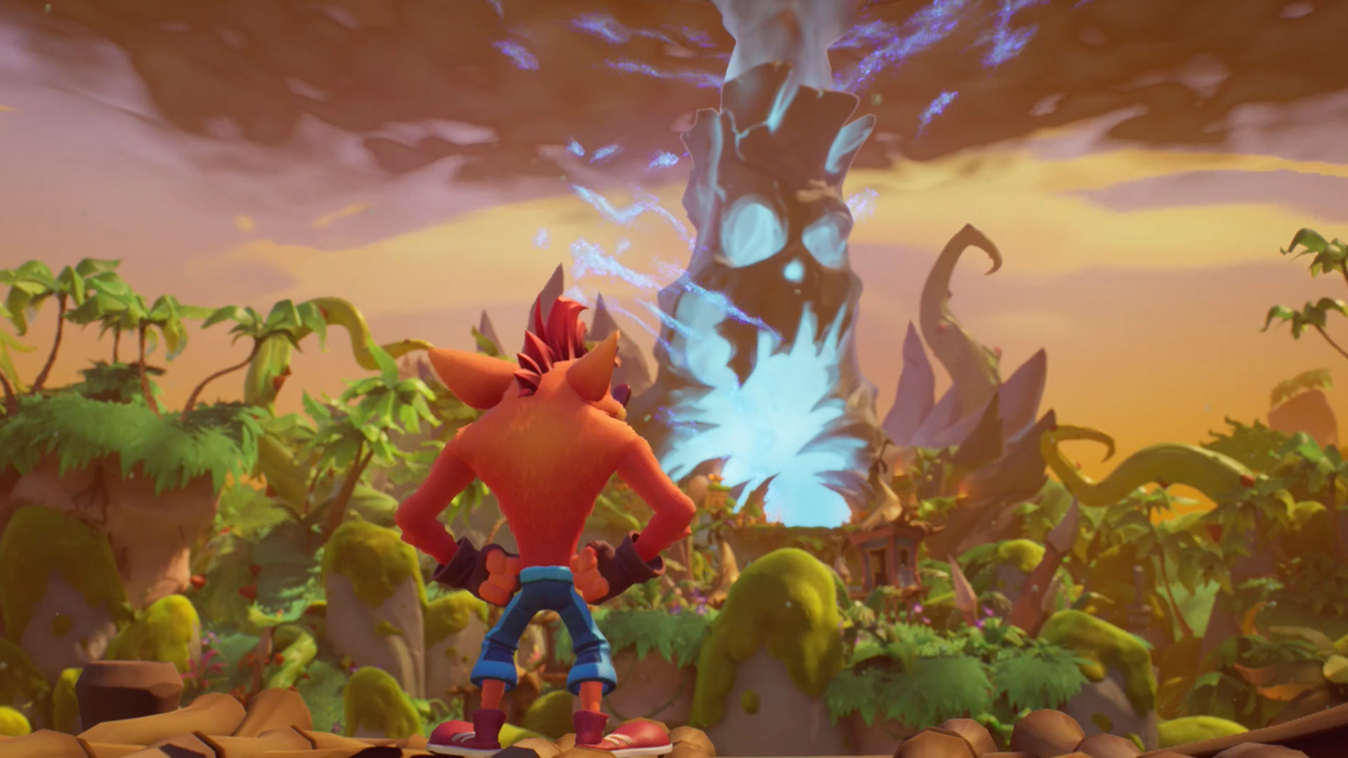 Clip: Crash Bandicoot 4: It's About Time Gameplay - Zebra Gamer on Amazon Prime Instant Video UK