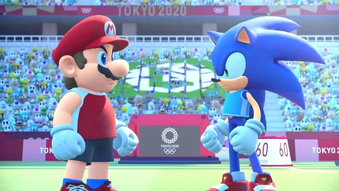 Clip: Mario & Sonic at the Olympic Games Tokyo 2020 Gameplay - Zebra Gamer - Season 1