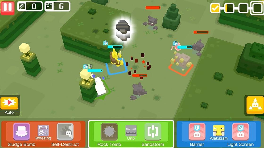 Clip: Pokémon Quest Gameplay - Zebra Gamer - Season 2
