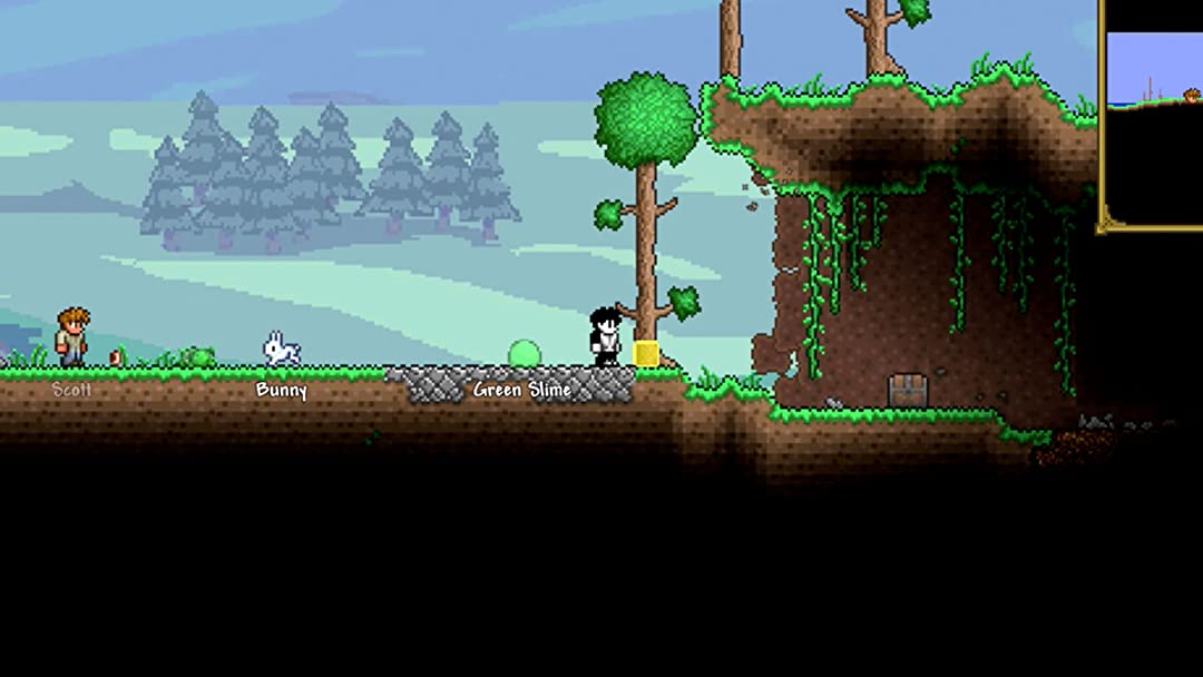 Clip: Terraria Gameplay - Zebra Gamer on Amazon Prime Instant Video UK