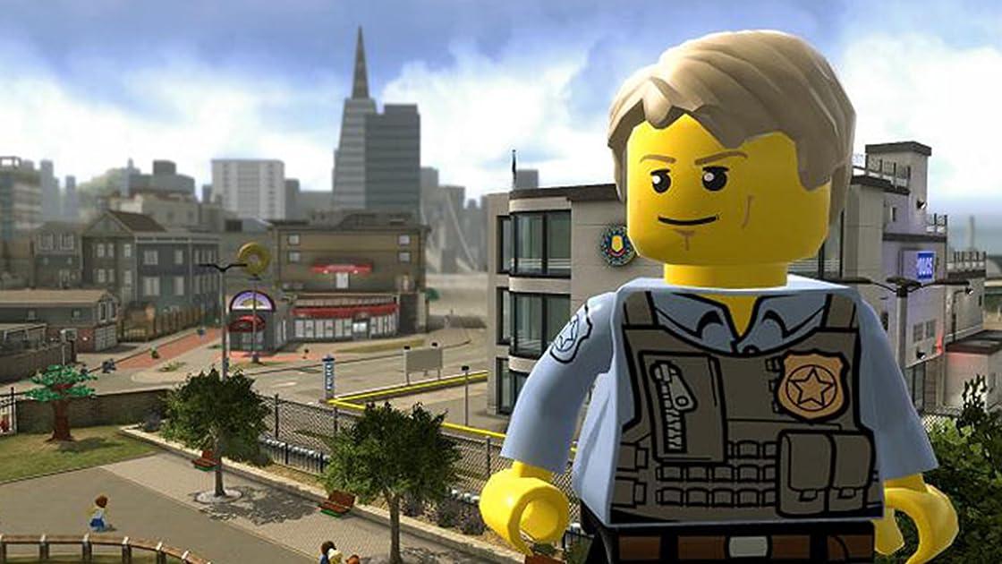 Clip: Lego City Undercover Gameplay - Zebra Gamer - Season 1