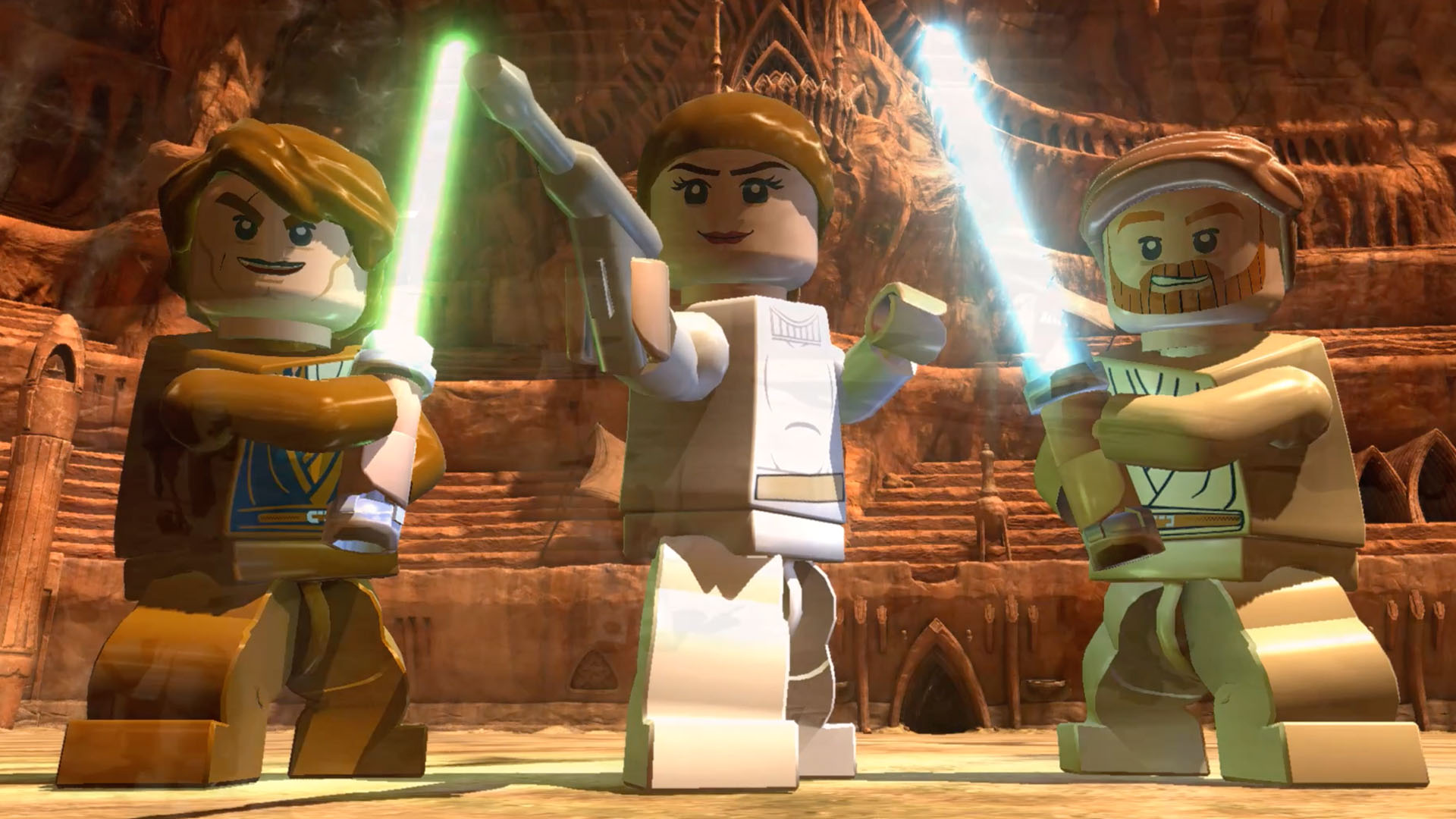 Clip: Lego Star Wars III: The Clone Wars Gameplay - Zebra Gamer - Season 1