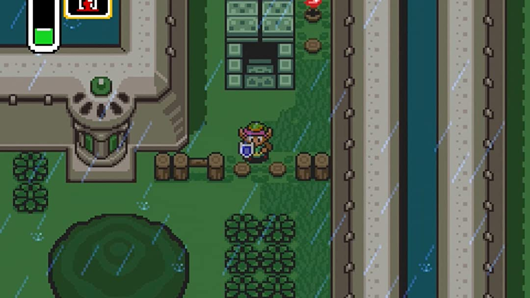 Clip: The Legend of Zelda: A Link to the Past Gameplay - Zebra Gamer on Amazon Prime Instant Video UK