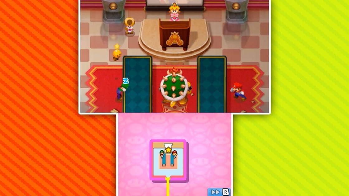 Clip: Mario & Luigi Bowser's Inside Story Gameplay - Zebra Gamer - Season 1