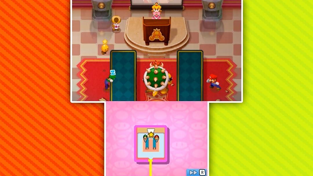 Clip: Mario & Luigi Bowser's Inside Story Gameplay - Zebra Gamer on Amazon Prime Video UK