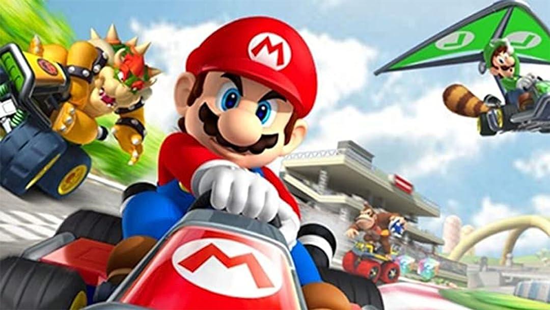 Clip: Mario Kart Tour Gameplay - Zebra Gamer - Season 3