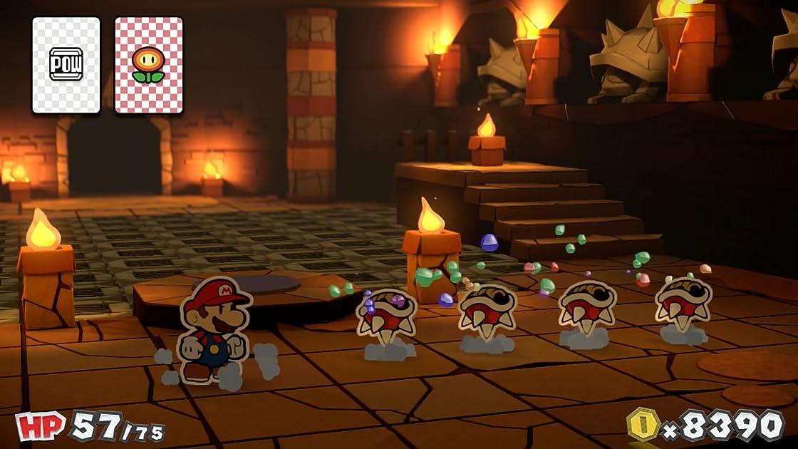 Clip: Paper Mario Color Splash Gameplay - Zebra Gamer - Season 2