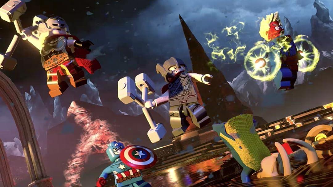 Clip: Lego Marvel Super Heroes 2 Gameplay - Zebra Gamer on Amazon Prime Video UK