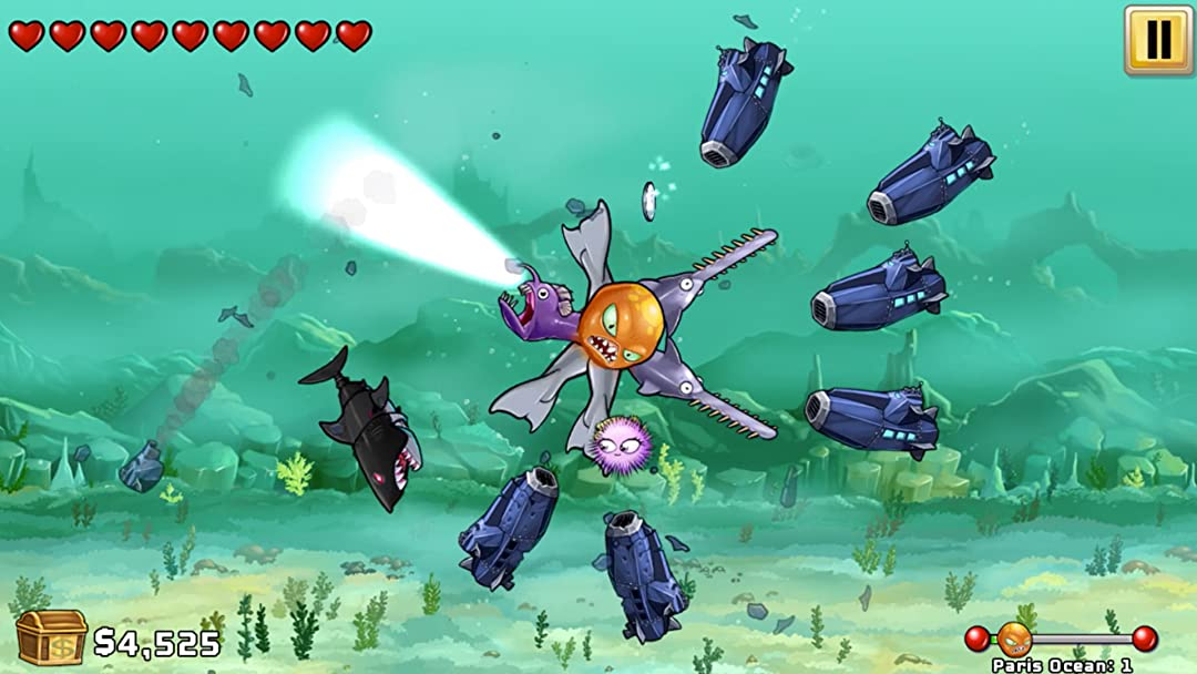 Clip: Octogeddon Gameplay - Zebra Gamer on Amazon Prime Video UK