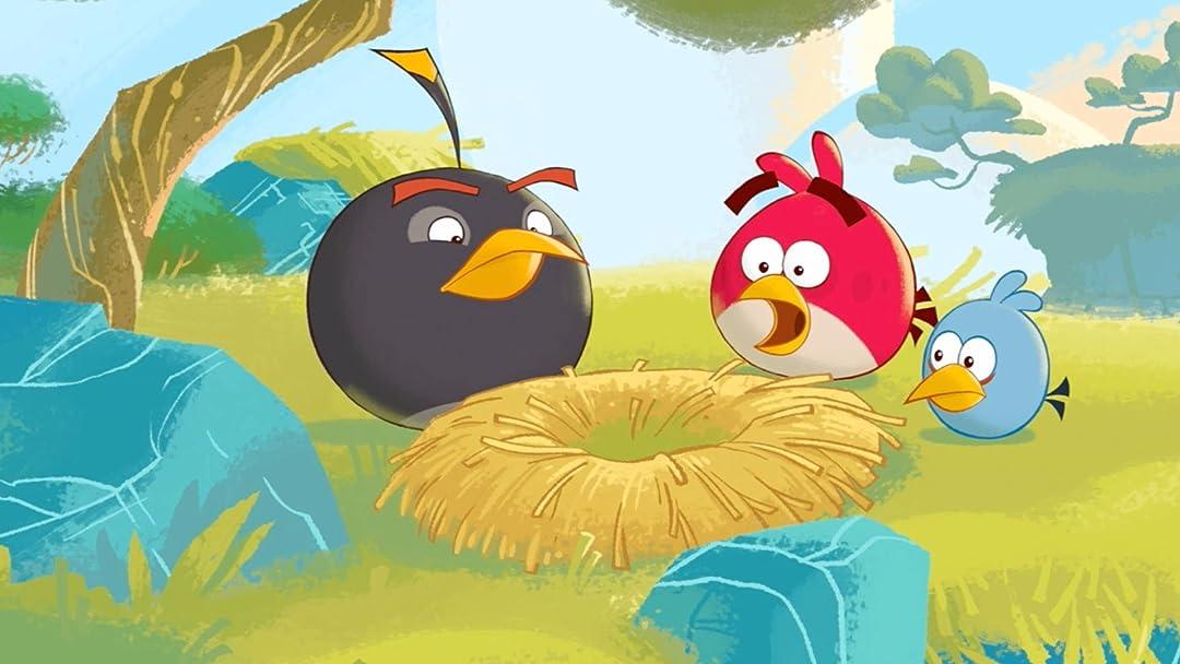 Clip: Angry Birds Gameplay - Zebra Gamer - Season 1