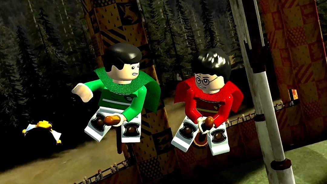 Clip: Lego Harry Potter Years 1 - 4 Gameplay - Zebra Gamer - Season 1