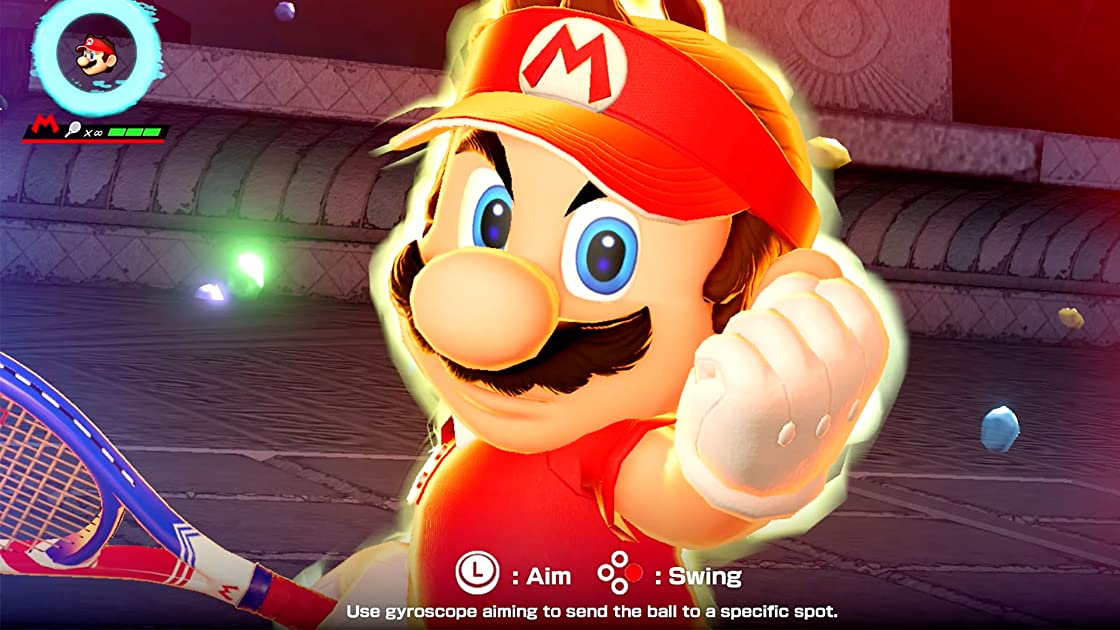 Clip: Mario Tennis Aces Gameplay - Best of Gaming! - Season 1