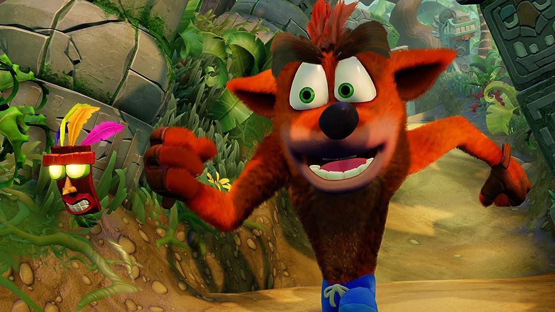 Clip: Crash Bandicoot N. Sane Trilogy Gameplay - Zebra Gamer - Season 1