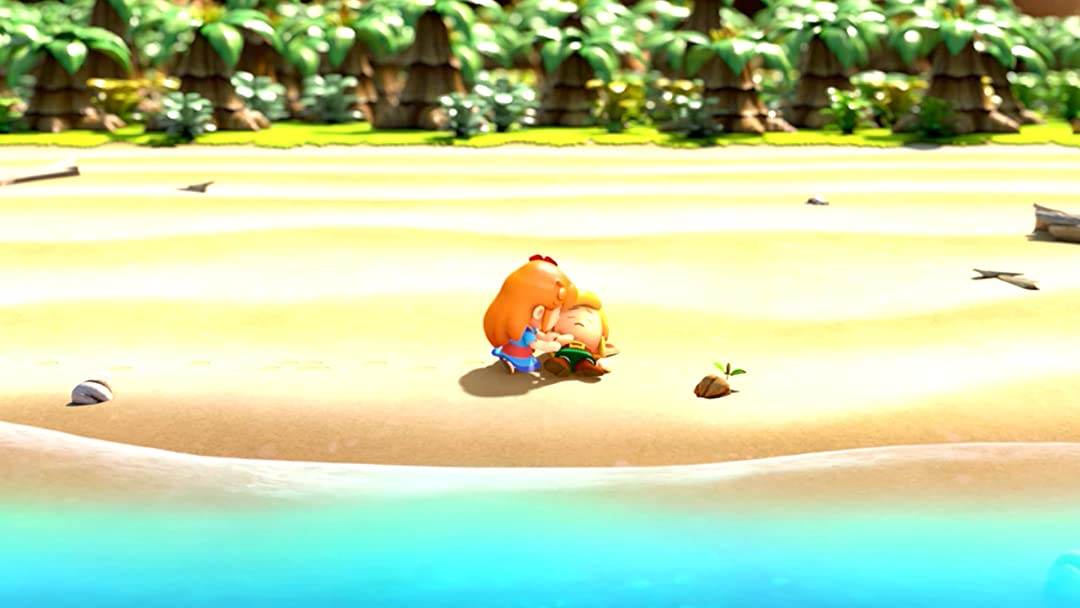 Watch Clip The Legend Of Zelda Link S Awakening Gameplay